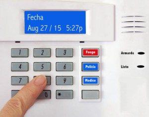 ¿Cómo controlar la alarma de tu vivienda?
